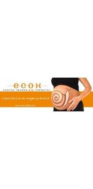 Ganadora sorteo ecox 4D de la tienda Mothercare