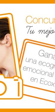 Concurso Tu mejor foto como Madre en Ecox