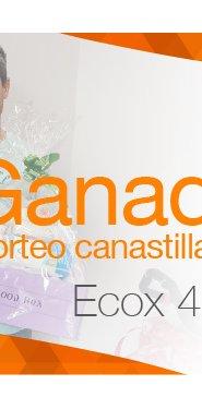 Ganadora sorteo Ecox Alicante y Prenatal