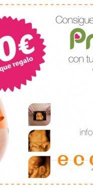 Promoción especial Prénatal y Ecox 4D Alicante