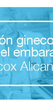 Revisiones del embarazo Ecox 4D Alicante