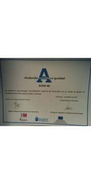 Ecox 4D Alcobendas y Alcobendas Concilia