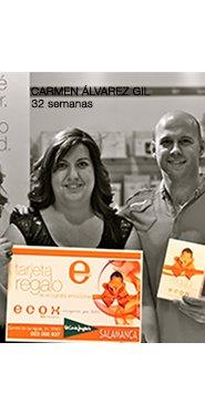 Ganadora Sorteo Julio Ecox