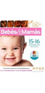 bebés y mamás en ifema