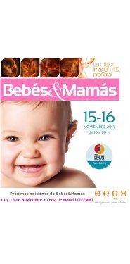 feria bebés y mamás en ifema