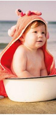 mantener a tu bebé fresco en verano