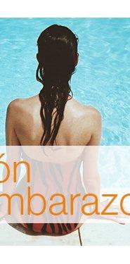 natación en el embarazo