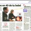 Fotos en 3D de tu bebé