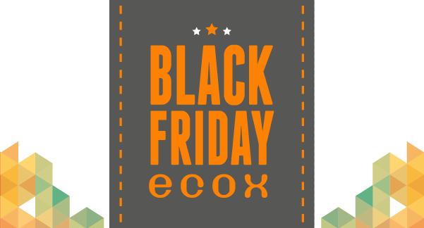 ¡Black Friday en Ecox 4D-5D!