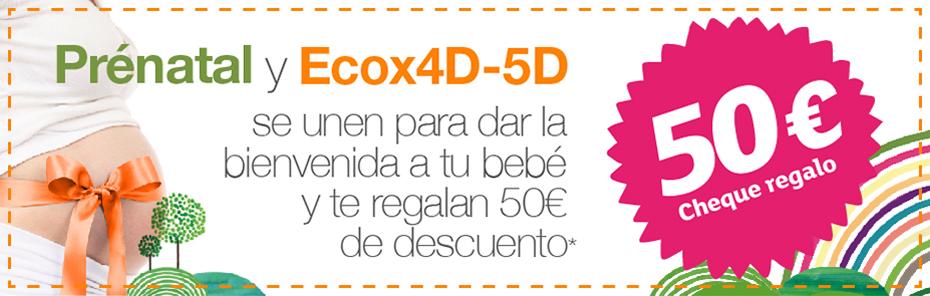 Ecox 4D + Prénatal