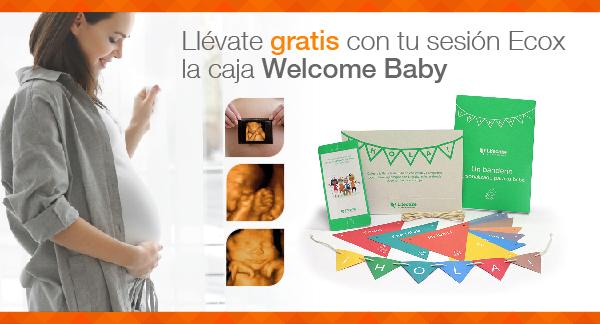 Para el Mes de la Madre llévate tu caja Welcome Baby