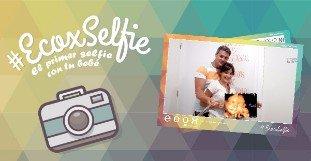 Hazte el primer selfie con tu bebé con #EcoxSelfie