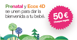 ¿Aún no tienes los 50€ de descuento de Ecox 4D para Prenatal?
