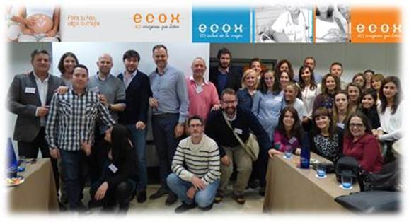 ecox4d convención anual