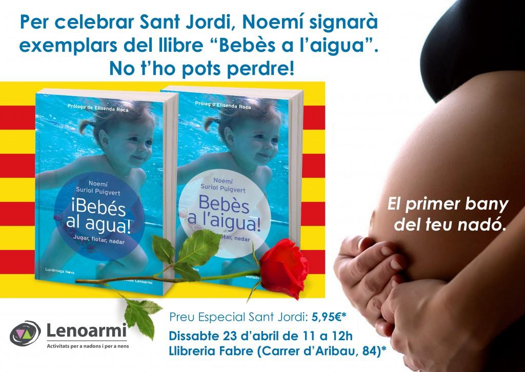 """Ecox 4D te invita a la firma del libro """"Bebés al agua"""""""
