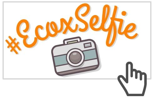 Enlace a #EcoxSelfie