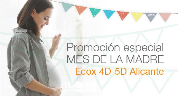 Promoción mes de la Madre Ecox Alicante