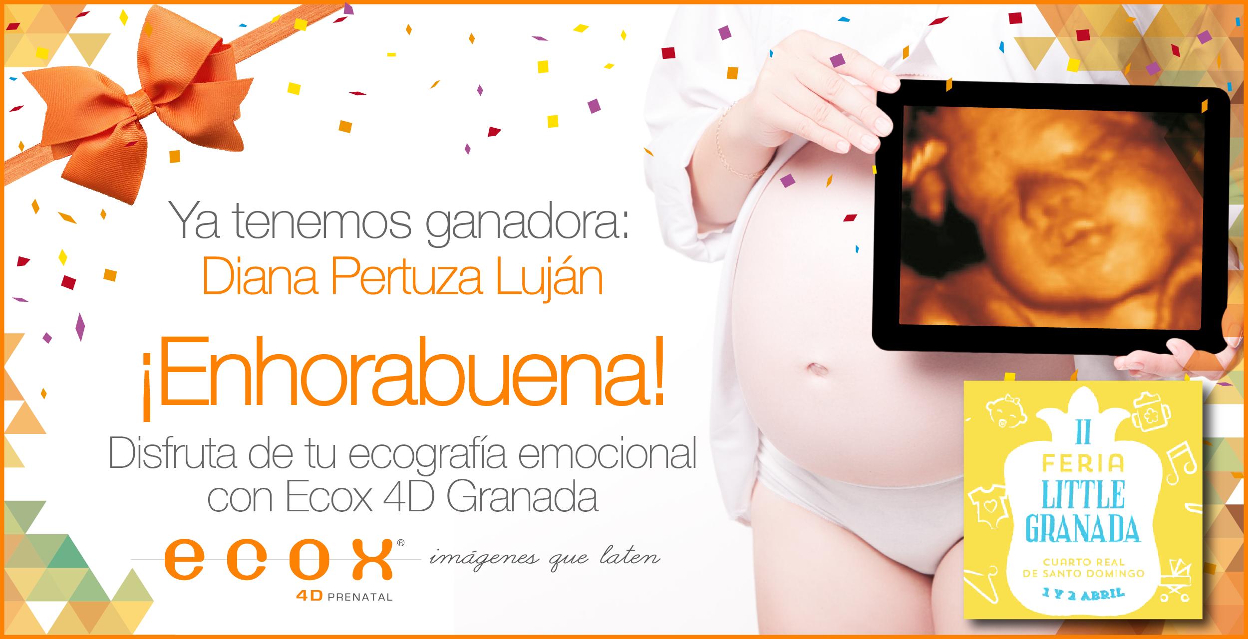 Ecox Granada - Feria LittleGranada Ganadora ganadora