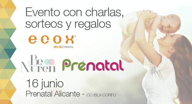 Ecox4D 5D +BeNuren en Prénatal