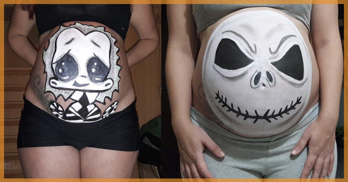 16 peores disfraces de Halloween para embarazadas - Guau ...