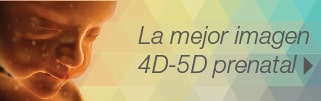 La mejor imagen 4D - 5D prenatal