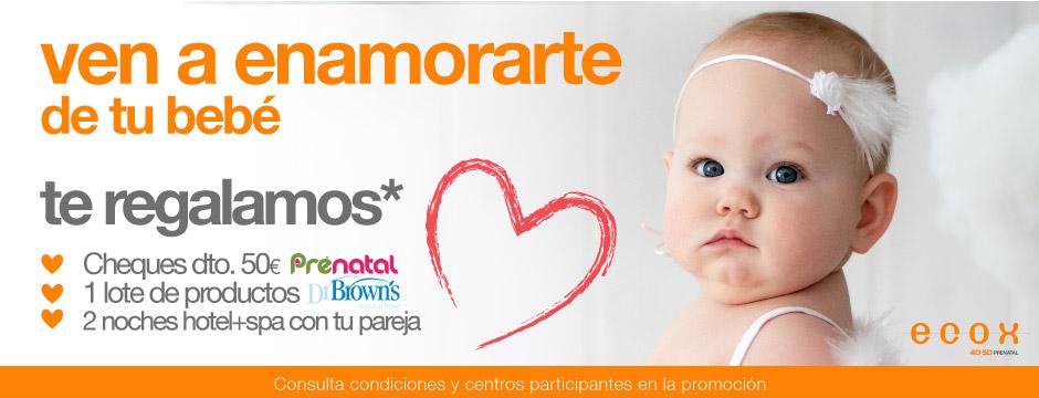 Ven a enamorarte de tu bebe